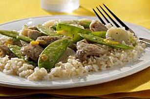Zesty Pork Stir-Fry