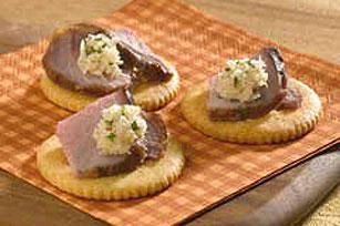 Zesty Roast Beef Bites