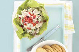 Zesty Salmon Spread Image 1