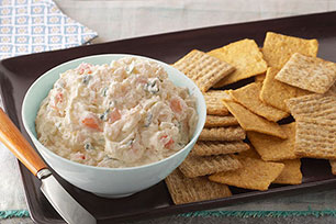Zesty Shrimp Spread