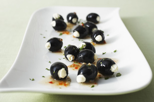 Zesty Stuffed Olives