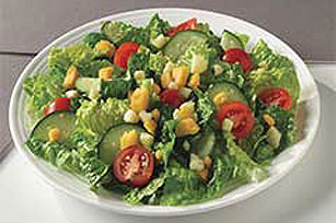 Zesty Three-Cheese Salad Image 1