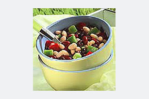 Zesty Three Bean Salad Image 1