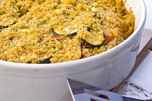 Zucchini & Tomato Gratin Image 1