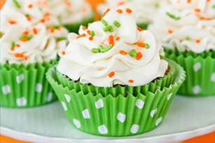 Carrot Cake Cupcakes Image 1