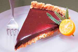 chocolate-grand-marnier-tart-148445 Image 1