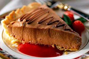 chocolate-hazelnut-pie-148438 Image 1