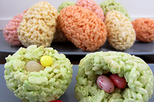 Flavored Crispy Treats Eggs Image 1