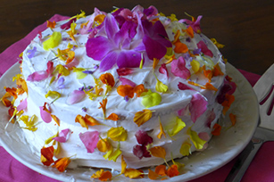 Flowerfetti Soda Cake Image 1
