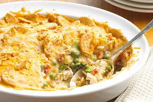 Hot and Cheesy Chicken Casserole Image 1