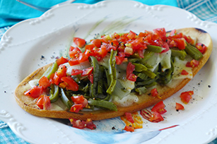 Jalapeño White Cheddar Cactus Huaraches Image 1