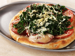 Kale & Balsamic Flatbread