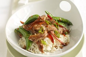 Saucy Stir-Fried Pork