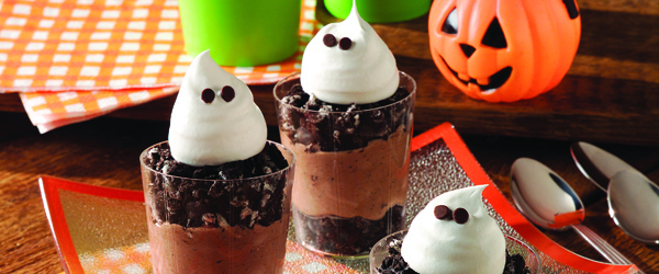 Ghostly Boo Cups