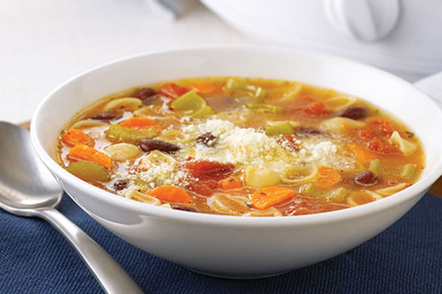 Minestrone Soup Image 1