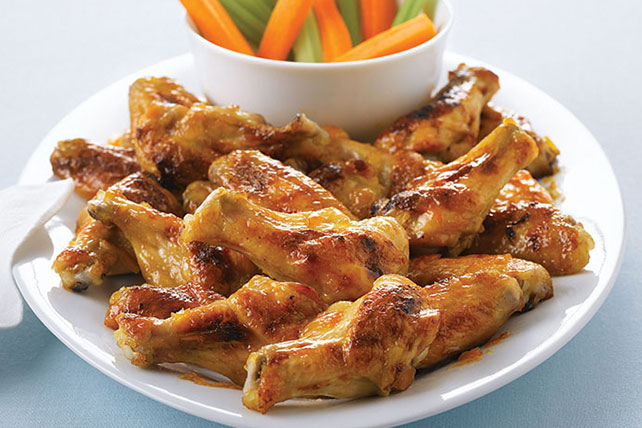 Ultimate Chicken Wing Recipe Image 1