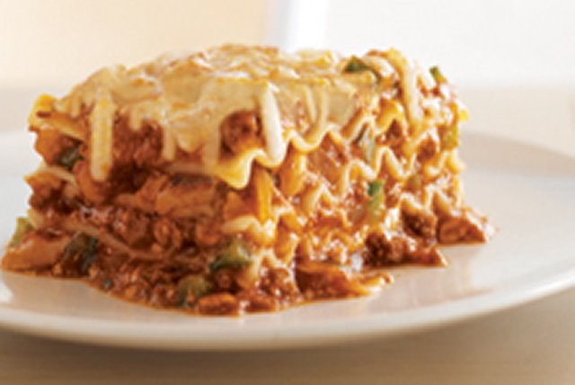 Easy 4 Cheese Lasagna Recipe - Kraft Canada