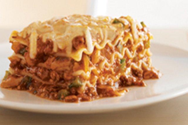 Easy 4  Cheese Lasagna Image 1