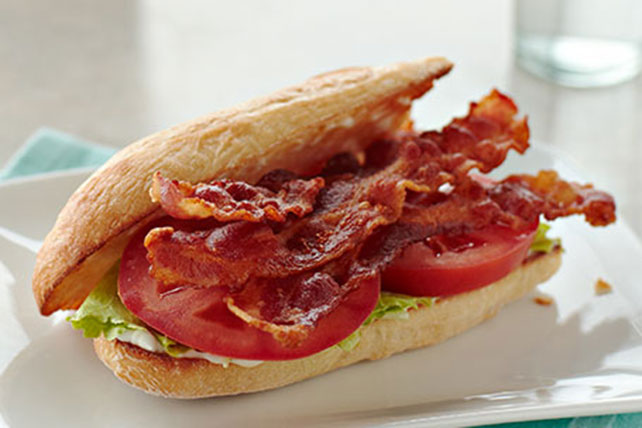 Favorite BLT Recipe
