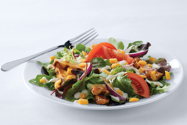 Barbecue Ranch Chicken Salad Image 1