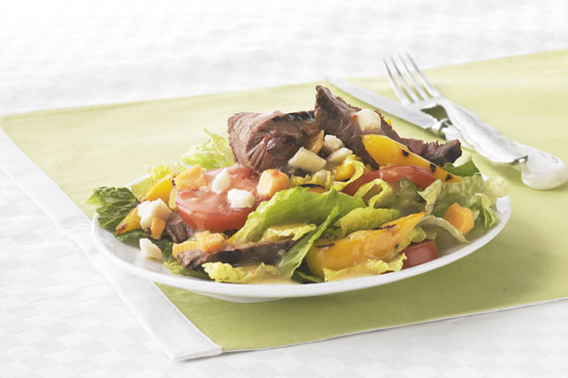 Quick & Easy Steak Salad