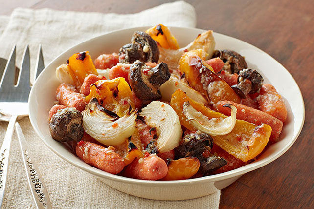Zesty Roasted Vegetables