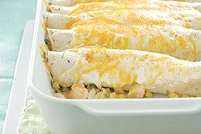 Seafood Enchiladas Image 1