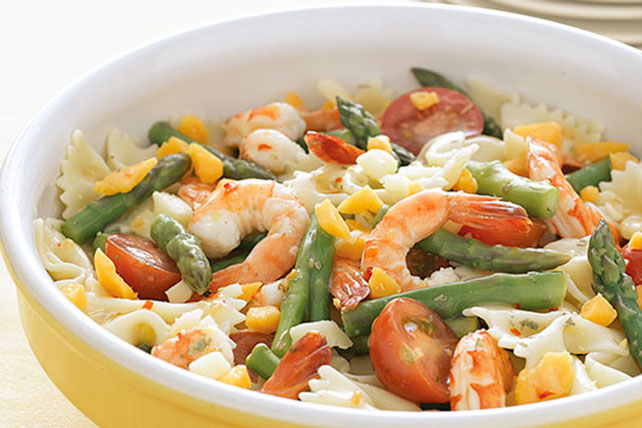 lemon-shrimp-pasta-salad-105216 Image 1