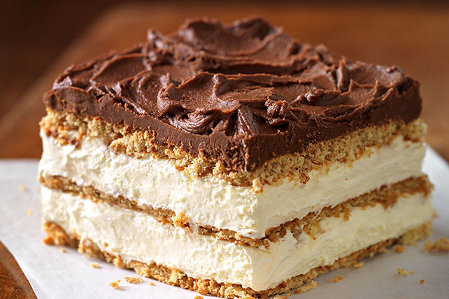 "Graham Cracker Eclair ""Cake"" Image 1"