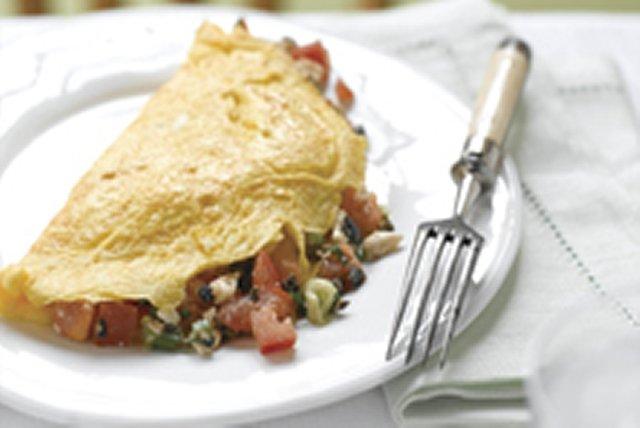 Simple omelette à la grecque Image 1