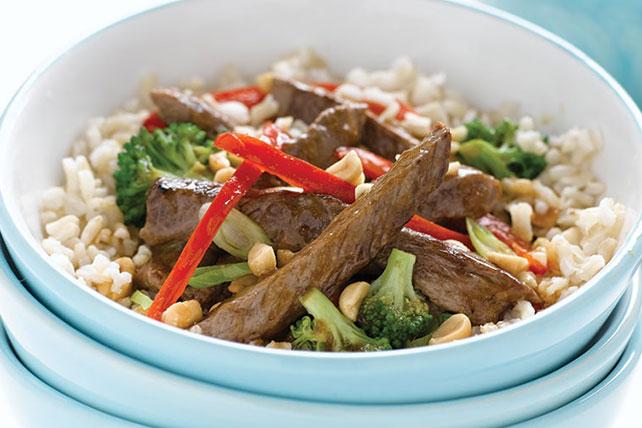 Garlic Beef Stir-Fry Image 1