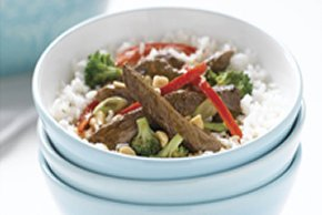 Garlic Beef Stir-Fry