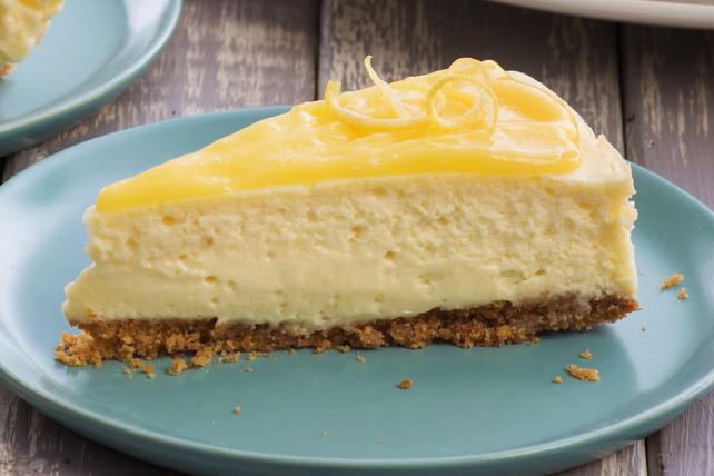 Gâteau au fromage à la tartinade au citron Image 1