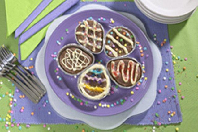 Œufs au chocolat fondant Image 1