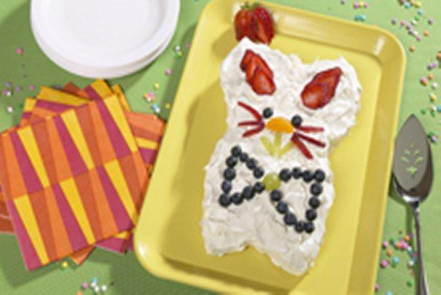 Creamy Bunny Cakes Image 1