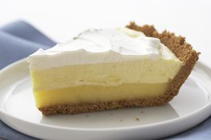 Triple-Layer Lemon Pie