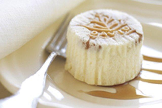 Mini-gâteaux au fromage, à l'érable et aux noix Image 1