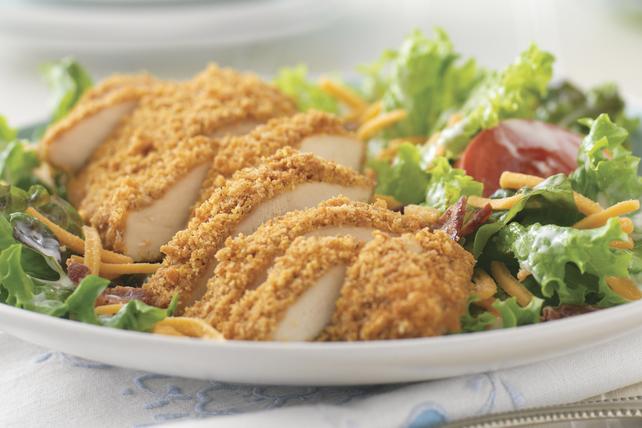 Salade BLT au poulet croustillant Image 1