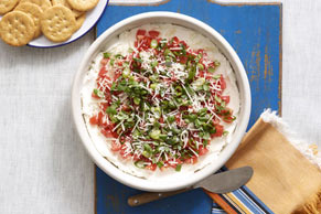 PHILLY Tomato-Basil Dip