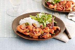 Sencilla ensalada de pasta italiana