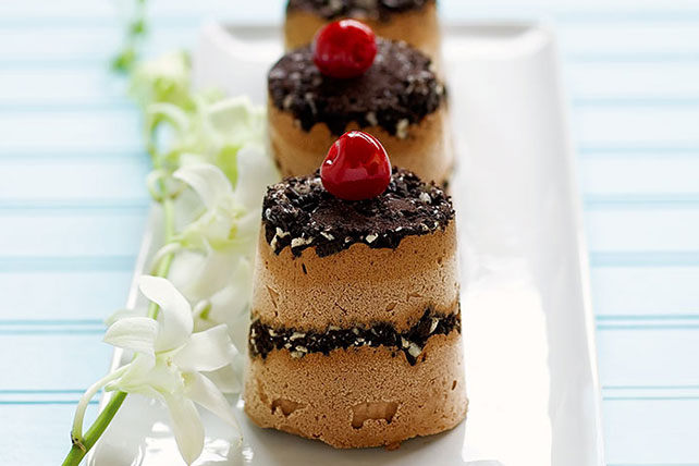 """Frozen Chocolate """"Soufflés"""" Image 1"""