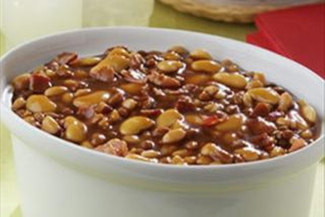 BULL'S-EYE Best Barbecue Beans Image 1