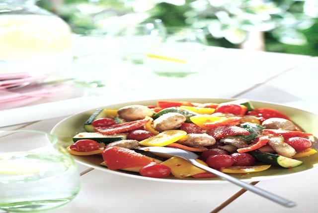 Légumes sensationnels en papillote Image 1