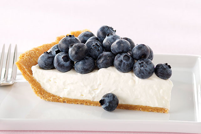 Blueberry-Lemon Pie