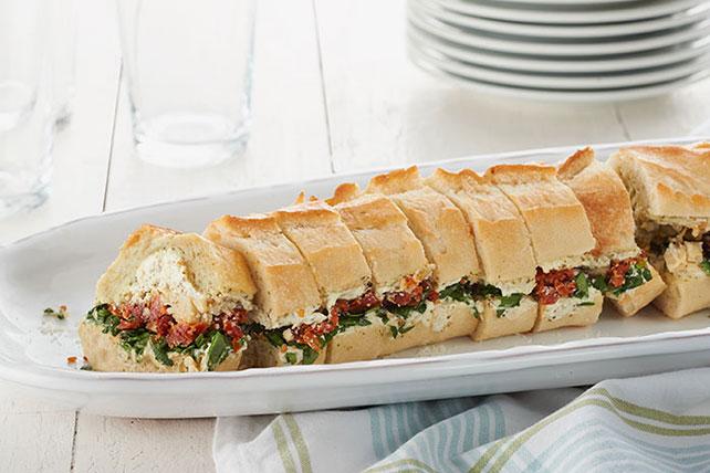 Antipasto Loaf Image 1