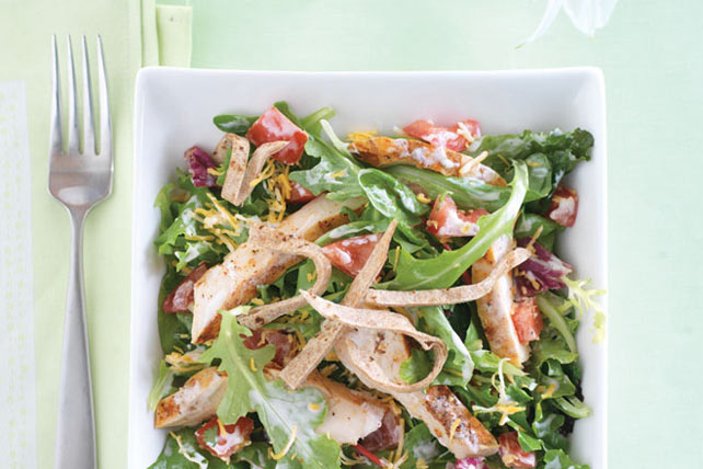 Southwestern Ranch Chicken Salad Image 1