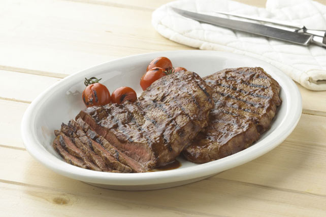 Italian-Style Marinated Steak Image 1