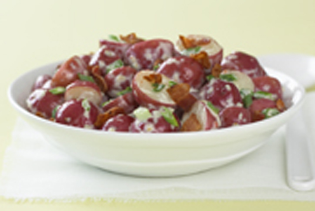 Grilled Italian-Style Potato Salad Image 1