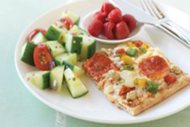 Smart Pizza Supper Image 1