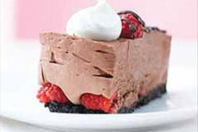 Mousse de chocolate y frambuesa Image 1